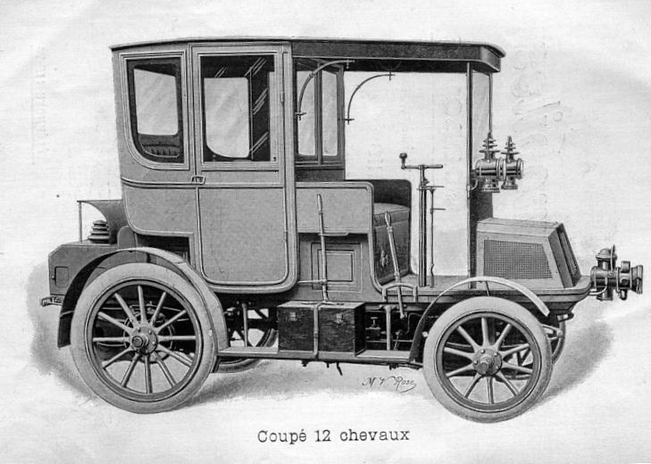 voitures 12 chevaux  u00e0 vapeur